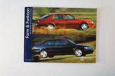 Saab Form & Funktion wie wir bei Saab Autos bauen & entwickeln B5686