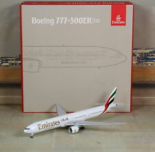 Herpa Wings Emirates (A6-ENX) B777-300ER (NG)  1/500