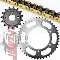 SunStar 520 XTG O-Ring Chain 16-44 T Sprocket Kit 43-2243 for Kawasaki