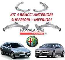 4 BRACCI BRACCETTI OSCILLANTI SOSPENSIONE ALFA ROMEO 159 1.9/2.0/2.4/3.2 JTDM