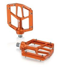 Mtb/atb-pédale Pd-m14 Orange Aluminium XLC plat bicicleta Pédales