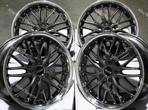 """18"""" G 190 Alloy Wheels Fits 5x108 Ford Kuga Mondeo S Max Transit Connect"""