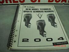2004 SUZUKI Marine V-6 New Model Technical Update Manual 99954-51204     4-4-3