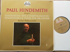HELIODOR - Hindemith Variations - HINDEMITH nm