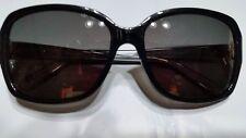Escada Rectangular Sunglass (Black) (SES-265-0700) NWOT Authentic