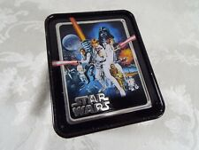 STAR WARS Collector's Metal Tin Watch Case 2015 LucasFilm Ltd