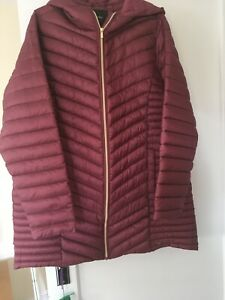 Womens longline padded Jacket from Next Size 22