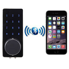 Smart Security System Keyless Electronic Bluetooth Keypad Entry Door Lock HK