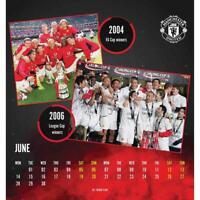 Manchester United FC Desktop Calendar 2021 | OFFICIAL