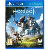 HORIZON ZERO DAWN PS4 GIOCO PER SONY PLAYSTATION 4 NUOVO E SIGILLATO