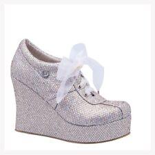 Grezzo Model 1000 Wedge Platform Fashion Bridal Wedding and Party Women Shoes