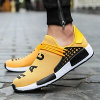 New Human Race Sports Running Shoes Top Athletic NMD Mens Sneakers High Quality-