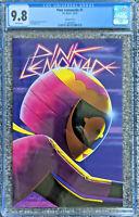 Pink Lemonade #1 CGC 9.8 Jim Rugg Variant Cover Edition It's Alive Comics