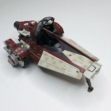Limited Edition STAR WARS V-Wing Fighter Ship 2007 LUCAS FILM #71501 parts (L)