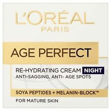 L'Oréal Travel Size Anti-Ageing Night Creams