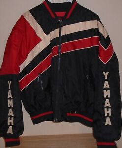 Vintage YAMAHA Racing Jacket Coat  Size Mens X-Large