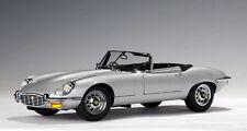 1:18 AUTOART Jaguar E-Type Roadster Series III V12 - Silver - RARITÄT
