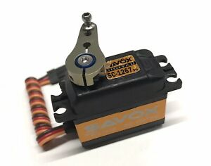 Savox SC-1267 Servo Digital Steel Gear High Voltage