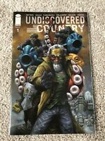 Undiscovered Country #1 UNKNOWN COMICS Johnny Desjardins Variant!!!