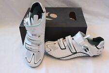 New Women Bontrager RL Road SPD-SL Cycling Shoes Carbon EU 36 US 5 White $180