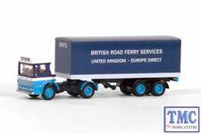 E22105 (EFE) OO Ergomatic Articulated Box Van British Road Ferry Services