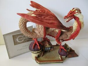 ENCHANTICA Fantasy Figures & Dragons EN2351 SNARLGARD 3rd Edition