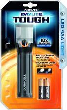 Duracell Daylite 4 x AA Torch 10 x Brighter True Beam Optics
