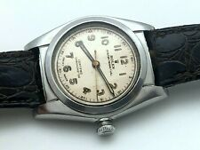 1946 Rolex Oyster Perpetual Officially Certified Chronometer Bubble Back 2940