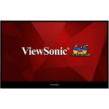ViewSonic TD1655 15.6 inch LED IPS - IPS Panel, Full HD, 6.5ms, Speakers, HDMI
