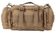 Fast Access Tactical Medical Trauma Kit EMS EMT Medic Brown Bag Pack Rothco 5988