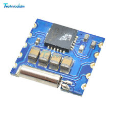 2PCS TEA5767 Programmable Low-power 76-108Mhz FM Stereo Radio Module