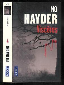 """Mo Hayder : Viscères - N° 16523 """" Editions Pocket """""""