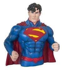 NEW DC 52 SUPERMAN PX PREVIEWS EXCLUSIVE VINYL BUST BANK