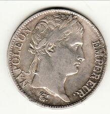 RARE 5 FRANCS NAPOLEON 1811 BB = STRABOURG beau portrait !