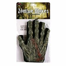 Zombie Gloves Outfit Accessory for Halloween Fancy Dress