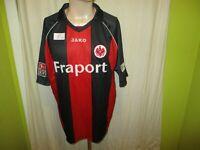 """Eintracht Frankfurt Original Jako Heim Trikot 2006/07 """"FRAPORT"""" Gr.XXL TOP"""