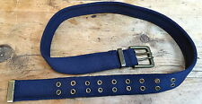 "VINTAGE 1980's military style  BELT - 29-38"" - FESTIVALS !"