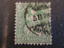 Switzerland #65 Used- (3D2) WDWPhilatelic