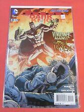 BATMAN: The Dark Knight #21 - Mad Hatter pt 6.. (2011 series)