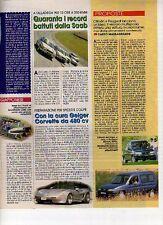 W7 Ritaglio Clipping 1996 Geiger Corvette Chevrolet elaborazione tuning