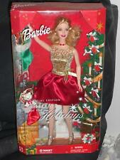 2001 HOME FOR THE HOLIDAYS BARBIE GIFTSET!!