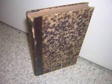 1858.de l'origine du langage / Ernest Renan.2e ed.revue.Relié