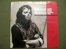 MICHAEL JACKSON I JUST CAN'T STOP LOVING YOU WITH SIEDAH COVER ONLY  45 SLEEVE