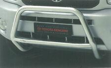Genuine Toyota Rav4 Alloy Nudge Bar Aug 2003 - Nov 2005 ##PZQ2942040##