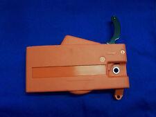 Pieza de repuesto original dolmar gasolina sierra PS 390: rueda dentada tapa con freno