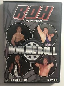 ROH How We Roll DVD Ring of Honor Wrestling (5.12.06)