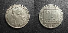 IIIème République - 25 centimes Patey 1903 - F.168/3