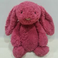 Jellycat ROSE Bunny Rose Bashful Bunny Medium soft toy