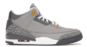 MULTIPLE SIZES Jordan 3 Retro Cool Grey (2021) *IN HAND SHIP NOW*