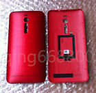 A+Battery Back Cover door Housing per ASUS Zenfone2 ZE551ML+NFC rosso/red